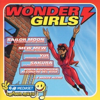 Couverture du titre Wonder Girls