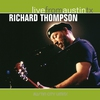 Cover of the album Live from Austin, TX: Richard Thompson