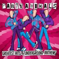 Couverture du titre Greatest Hits & Underground Anthems
