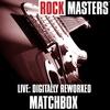 Couverture de l'album Rock Masters - Live