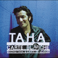 Cover of the track Carte blanche