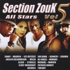 Couverture de l'album Section Zouk All Stars Vol 5