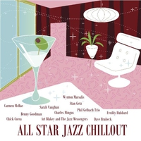Cover of the track All Star Jazz Chillout