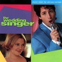 Cover of the track The Wedding Singer (Music from the Motion Picture)