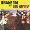 Couverture de l'album Thelonious Monk Plays Duke Ellington (Remastered)