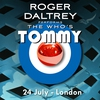 """Couverture de l'album Roger Daltrey Performs The Who's """"Tommy"""" (24 July 2011 London, UK)"""