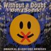 Cover of the album Don't Speak - EP