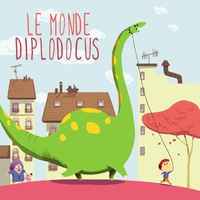Cover of the track Le Monde Diplodocus