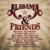 Couverture de l'album Alabama & Friends