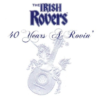 Cover of the track 40 Years A-Rovin'