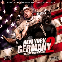 Cover of the track New York to Germany (The 20th Aniversary)
