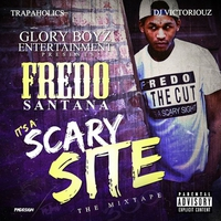 Cover of the track It's a Scary Site (Hosted by Trapaholics & DJ Victoriouz)