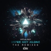 Couverture de l'album We're Not Alone (The Remixes) - Single