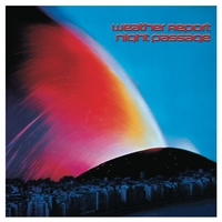 Cover of the track Night Passage
