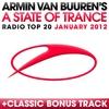 Couverture de l'album A State of Trance Radio Top 20 - January 2012 (Including Classic Bonus Track)