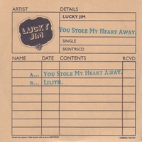Cover of the track You Stole My Heart Away - Single