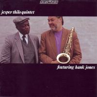 Couverture du titre Jesper Thilo Quintet (feat. Hank Jones)