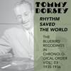 Couverture de l'album The Chronological Classics: Tommy Dorsey and His Orchestra 1935-1936