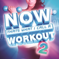Cover of the track NOW That's What I Call a Workout 2