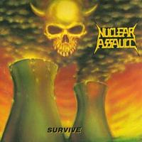 Couverture du titre Survive