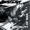 Couverture de l'album Brutality of War
