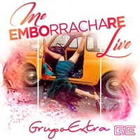 Cover of the track Me Emborrachare (Live) - Single