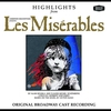 Cover of the album Highlights from Les Misérables