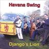 Couverture de l'album Django's Lion