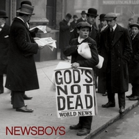 Cover of the track God's Not Dead