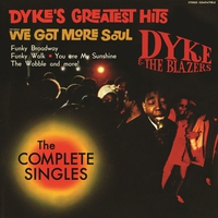 Cover of the track Dyke's Greatest Hits - The Complete Singles
