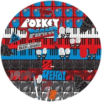 Cover of the track Pocket Piano - EP