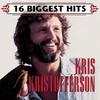 Couverture de l'album Kris Kristofferson: 16 Biggest Hits