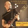 Couverture de l'album La notte è un pazzo con le mèches (Live)