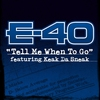 Cover of the album Tell Me When To Go (feat. Keak Da Sneak) - Single