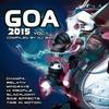 Cover of the album Goa 2015, Vol. 1