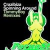 Couverture de l'album Spinning Around - Single