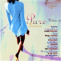 Cover of the track Pure Lovers, Vol. 11