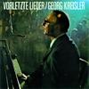 Cover of the album Vorletzte Lieder