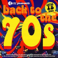 Couverture du titre Back to the 70's: Super 18 Hits (Re-Recorded Version)