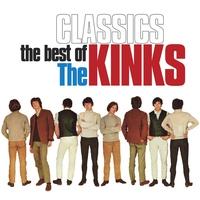 Couverture du titre Classics: The Best of The Kinks