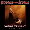Cover of the album No Place for Disgrace (Rerecorded Version)