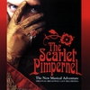 Cover of the album The Scarlet Pimpernel: The New Musical Adventure (Original Broadway Cast Recording)