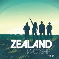 Couverture du titre Zealand Worship - The EP