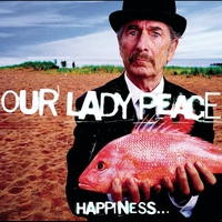 Cover of the track Happiness... Is Not a Fish That You Can Catch