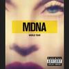 Cover of the album MDNA World Tour