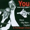 Cover of the album You Know What I Mean ? (Blues & Boogie)