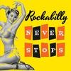 Cover of the album Rockabilly Never Stops!