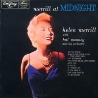 Couverture du titre Merrill at Midnight