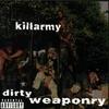 Couverture de l'album Dirty Weaponry