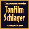 Couverture de l'album Ich bin ja heut' so glücklich: Deutsche Original-Tonfilmschlager